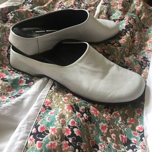 SESTO MEUCCI 71/2 M leather shoes , made in Spain